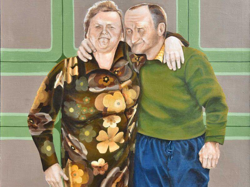 Katharina Szepannek, Bild: Waldviertler Ehepaar